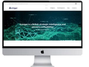 Intelligence and risk assessment consultancy in London